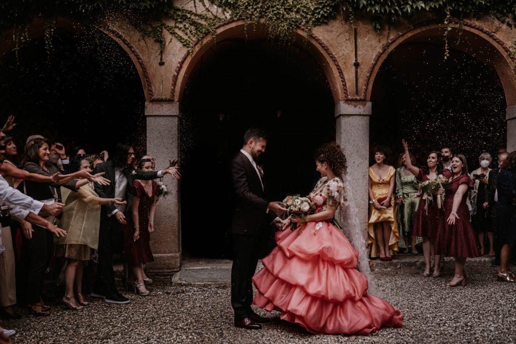 Italian wedding La Pila